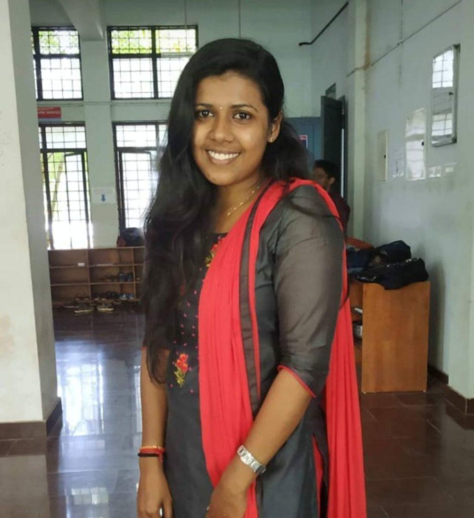 2nd rank Holder,University of Kerala